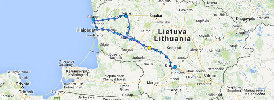 UAB Transalma - naudojama GPS sistemos informacija realiu laiku.