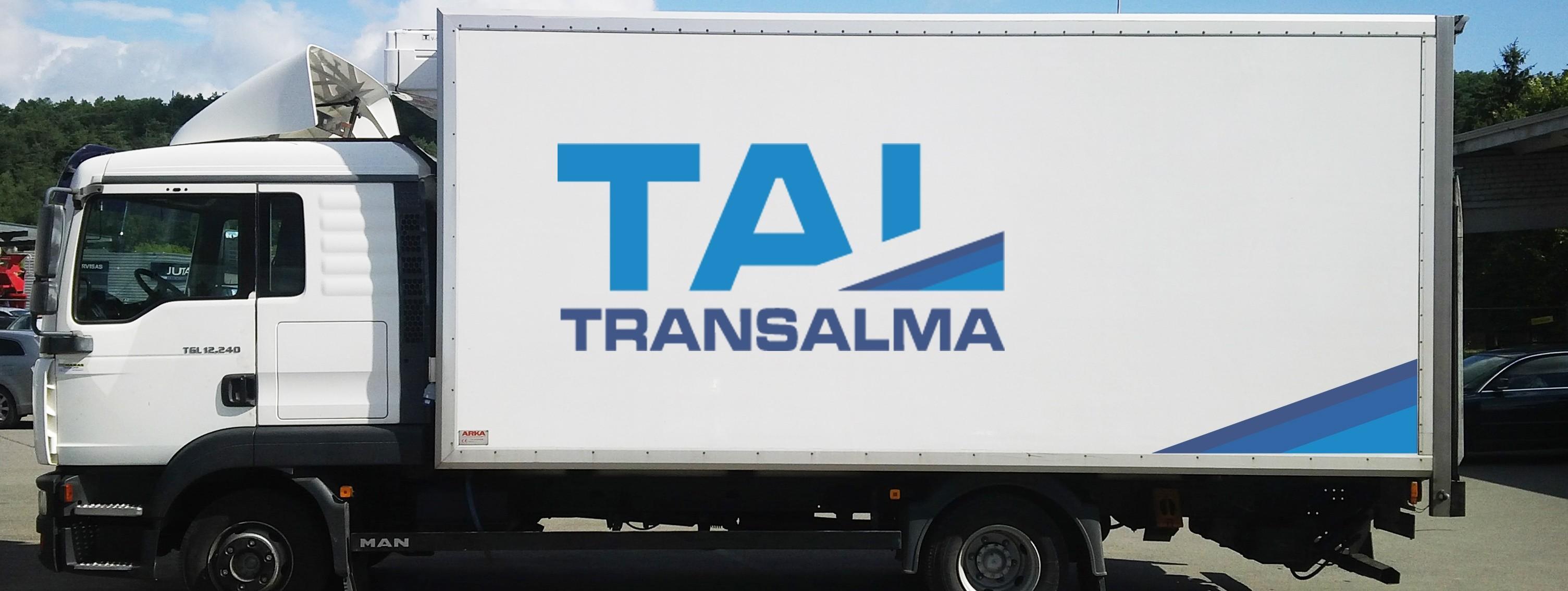 UAB Transalma - patikimi transportavimo sprendimai verslui.
